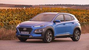 Hyundai Kona HEV.