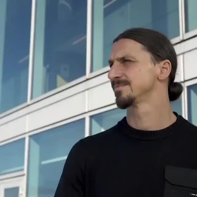 Ibrahimovic y su mensaje contra el coronavirus: Yo le gané, pero tu no eres Zlatan
