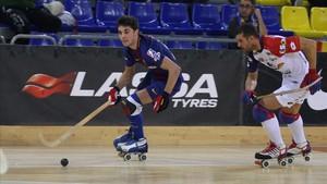 Ignacio Alabart es cada vez más importante en el equipo