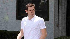 Iker Casillas se despide del fútbol en activo.