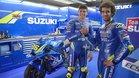 Joan Mir se estrena en MotoGP con Suzuki y Àlex Rins