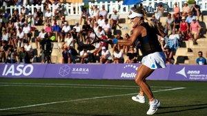 Kerber, en busca del título en Mallorca