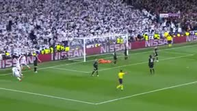LACHAMPIONS | Real Madrid - PSG (3-1): Cristiano marcó el 2-1 con algo de fortuna