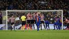 El lanzamiento de falta directa de Leo Messi en el Barça-Athletic de la Copa 2016/17