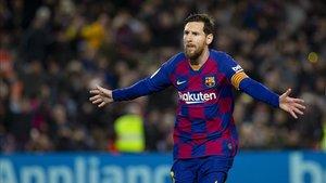 Leo Messi sueña con volver a ganar la Champions con el Barça