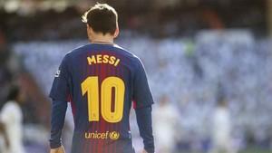 Leo Messi, también fuera de serie en la Copa del Rey