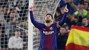 Lineker elogió a Leo Messi
