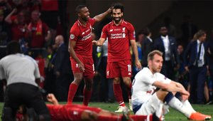 El Liverpool se hace con la Champions
