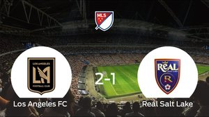 El Los Angeles FC vence 2-1 al Real Salt Lake en el Banc of California Stadium