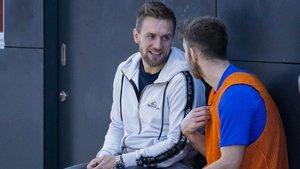 Luka Cindric y Aleix Gómez, las grandes novedades del Barça