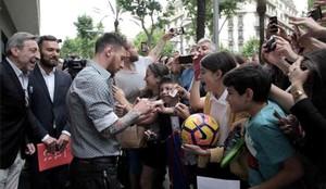 Messi ha comprado un hotel