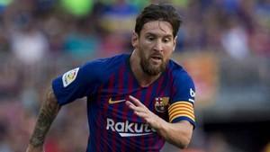 Messi, que ya marcó el gol 5.000 del Barça en la Liga, también puede ser el autor del 6.000 este sábado contra el Alavés