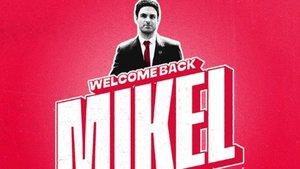 Mikel Arteta vuelve al Arsenal para ocupar el banquillo