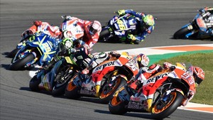 MotoGP ha anunciado carreras más cortas en 2018