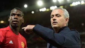 Mourinho afirmó que Pogba jugará ante el Celta