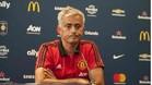 Mourinho vio perder al United