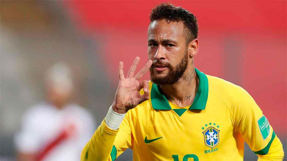 Neymar supera a Ronaldo; solo falta Pelé