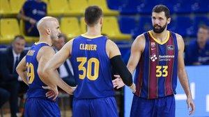 Nikola Mirotic y sus compañeros quieren debutar con buen pie