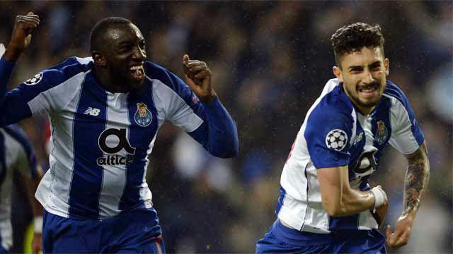 El Oporto elimina a la Roma en la prórroga y estará en los cuartos de la Champions