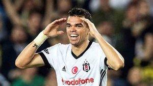 Pepe ha dejado el Besiktas turco