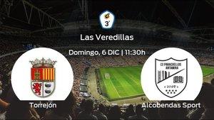 Previa del encuentro de la jornada 8: Torrejón CF contra Paracuellos Antamira