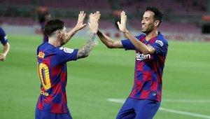 Puedes seguir el Barça Girona a traves de BarçaTV +
