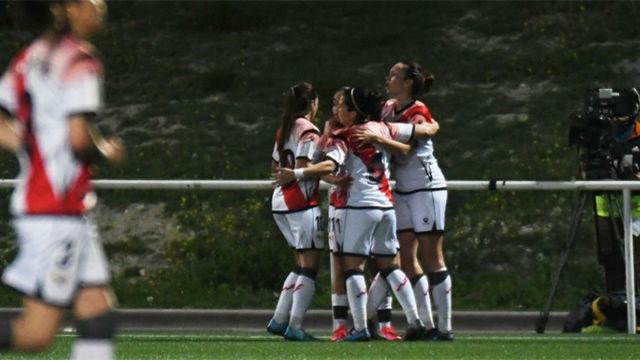 El Rayo Vallecano se impone en casa al Deportivo Abanca