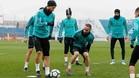 El Real Madrid se ha entrenado en Valdebebas
