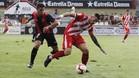 El Reus ganó en su último partido de pretemporada frente al Girona