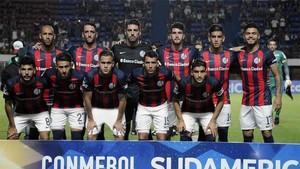 San Lorenzo empató en la Superliga argentina