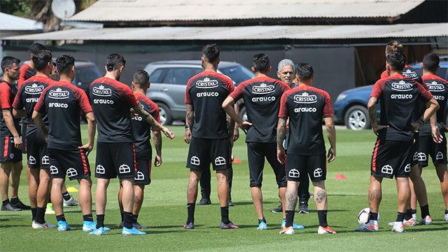 La selección chilena no jugará el amistoso ante Perú por crisis social