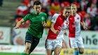 El Slavia sigue sin perder en liga