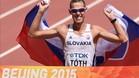 Toth ganó la medalla de oro y habló claro