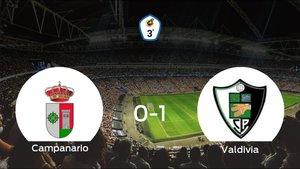 El Valdivia gana en El Ejido al Campanario (0-1)