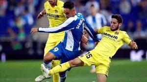 El Villarreal continúa al margen de la zona de descenso
