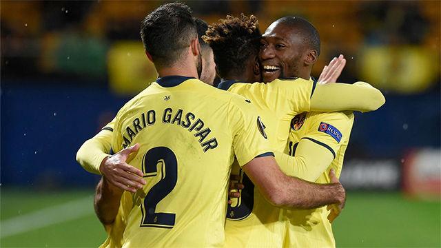 El Villarreal venció sin problemas al Spartak en el estreno de Luis García