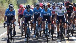 La Vuelta vive su segunda semana de competición