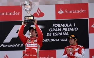 Alonso logró su última victoria en 2013