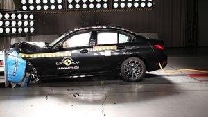 Pruebas del BMW Serie 3.