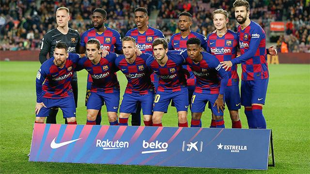 Ek 1x1 del Barça ante el Celta