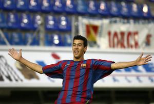 5.Sergio Busquets2005-2006