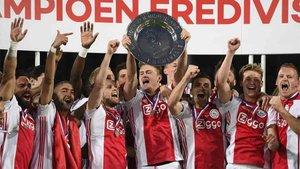 El Ajax de Amsterdam puede quedar sin muchas de sus figuras