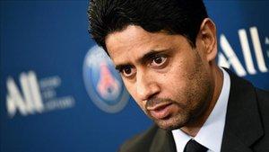 Al-Khelaïfi ah sido acusado de tratar de comprar el Mundial de atletismo de 2017