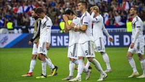 Alemania pierde 6 partidos en un año por primera vez en su historia