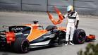 Alonso se ha reencontrado con la cruda realidad en Montreal