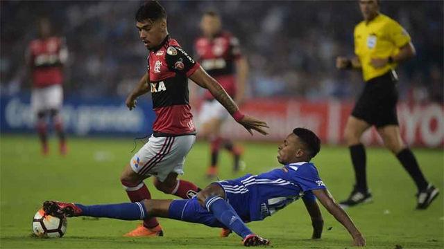 Así juega Lucas Paquetá, el nuevo objetivo del Barça