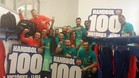 El Barça Lassa este miércoles en el Palau su centenario de triunfos seguidos