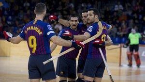 El Barça Lassa pide el apoyo del Palau ante el Liceo
