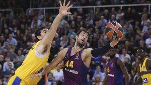 El Barça Lassa quiere asegurar cuanto antes estar entre los ocho mejores de la Euroliga
