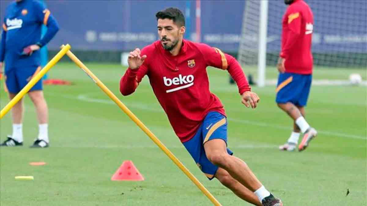 El Barça vuelve al trabajo con Todibo y Pjanic ejercitándose en solitario